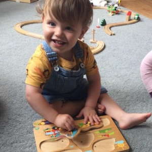 Puzzle Fun at ABC Day Nursery