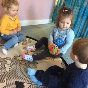 Developing Relationships at ABC Day Nursery